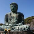 The Giant Buddha in Kamakura