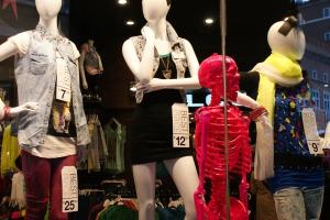 Skeleton Mannequin in Rome