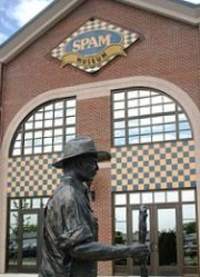 The Spam Museum in Austin, MN