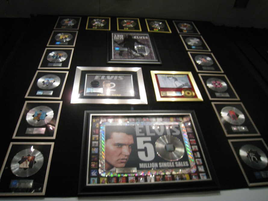 Elvis' Graceland Wall of Accomplishments: What Do our Own Walls of Praise Mean?