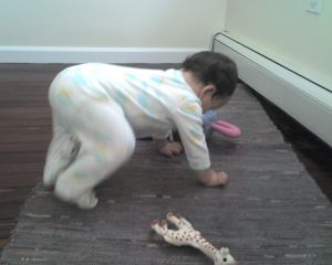 baby rage and poop