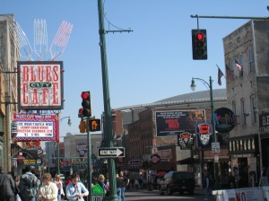 Beale Street: Home of good old school live music