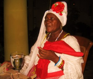 My Fortune teller: advised me I would return to Cuba & make a name for myself