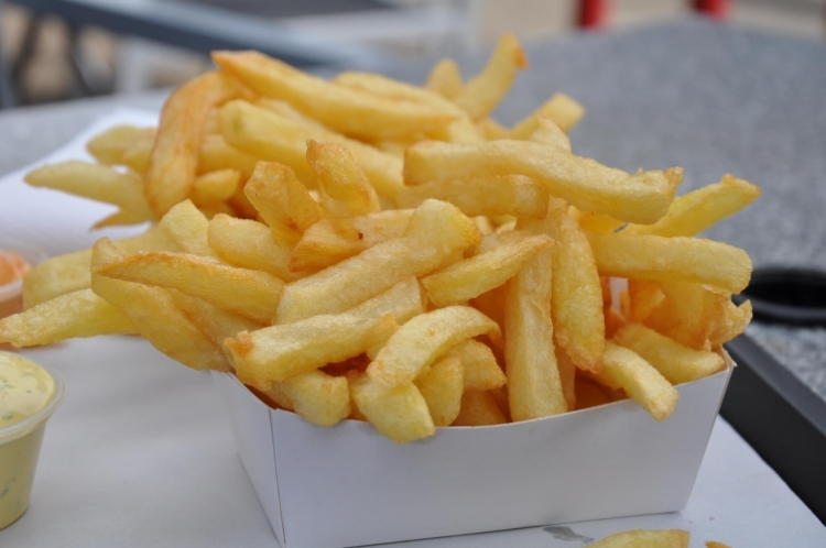 belgian-fries