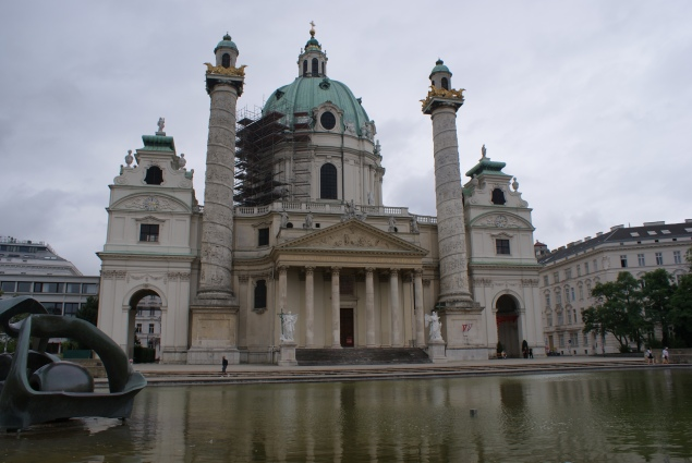 Karlskirche Ressel Park