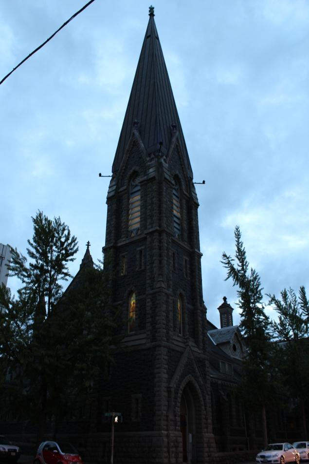 portland church