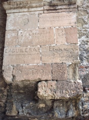 panama names etched in stone