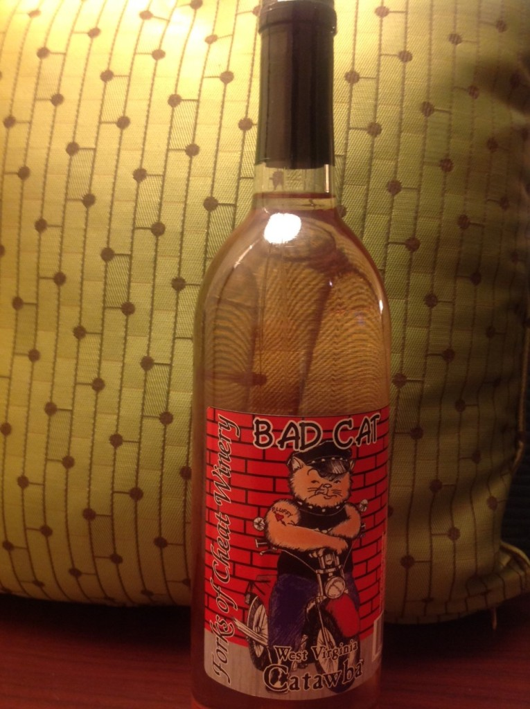 bad cat wine