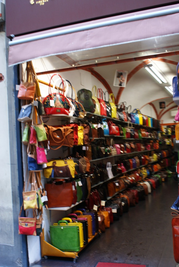 Some nice handbags in Florence