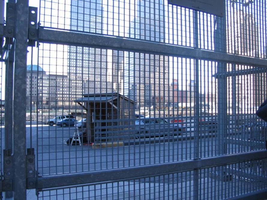 the rebuilding of ground zero