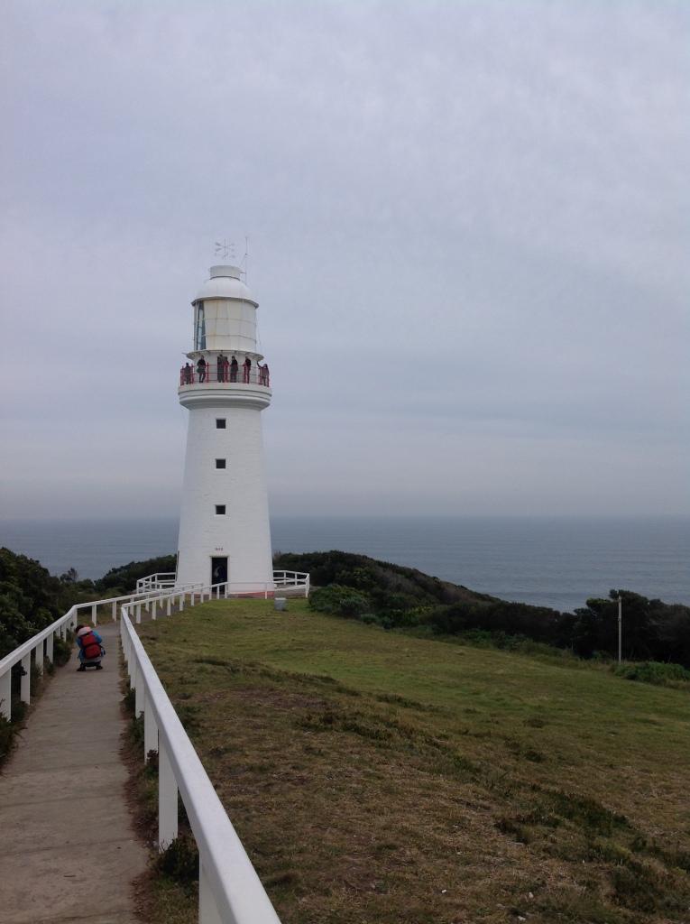 Lighthouse on Ocean Road, Australia